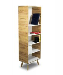 Bookshelf Jorgen | Golden Oak