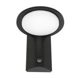 Outdoor-Lampe LED 7w 2700K IP54 | Schwarz