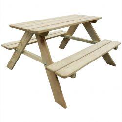 Kid's Picnic Table