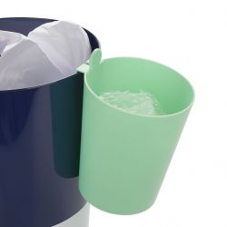 Papierkorb Mr.Recycle   Grün