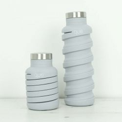 Collapsible Water Bottle | Cloudy Grey