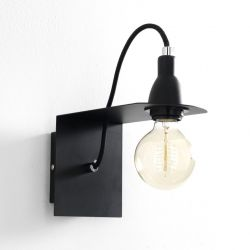 Wandlampe Genius | Black