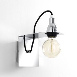 Wall Lamp Genius | Chrome