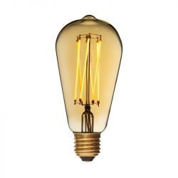 Bulb Edison Led 6 | Gold
