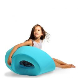 Baby Co.o Cacoon Seat- Turquoise