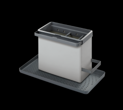 Sink Organiser Tidytex | Grey