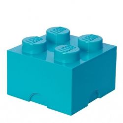 Storage Brick 4 Large | Turquiose