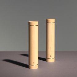 Kurzhantel-Paar 1 kg | Kanadischer Ahorn