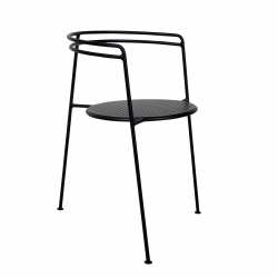 Dining Chair Point | Black