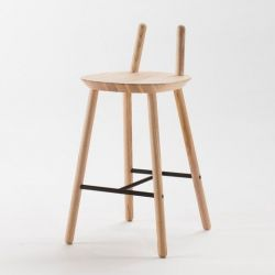 Semi Bar Stool Naïve | Naturel