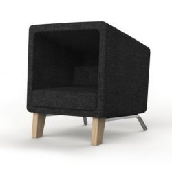 Dog & Cat Sofa | Black