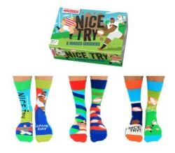 Chausettes Nice Try | Set de 6