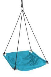 Balance-Schwung | Aquablau