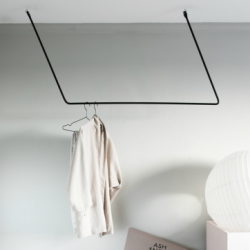 Clothing Rail | Oblique
