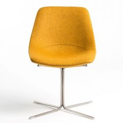 Mishell Chair | Cross Base
