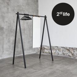 2tes Leben | Kleiderständer Hongi | Schwarz