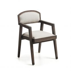 Spartan | Chair with Upholstery