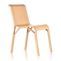 Trimo Chair - Birch