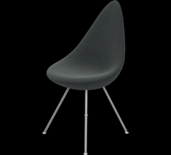 Drop Chair | Salz & Pfeffer Stoff