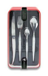 Set of Cutlery 16 pieces M16 Lag Heritage | Silver