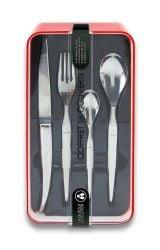 Besteck-Set mit 16 Teilen | M16 Lag Heritage | Silber