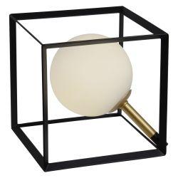 Tafellamp Cadre 15 cm | Zwart