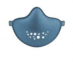 Sustainable / Reusable Community Mask (No FFP Standards) | Blue