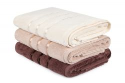 Hand Towel Dolce Set of 3 | Beige, Cream & Brown