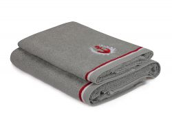 Towel Maritim 317HBY1577 Set of 2 | Grey