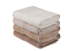 Hand Towel Lavinya Set of 4 | Brown