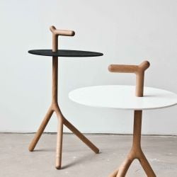 Table d'Appoint Yot | Noir