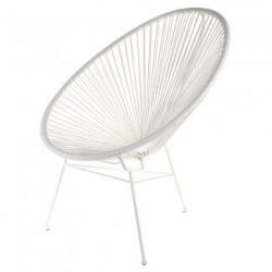 Acapulco Chair | White