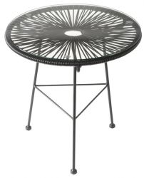Side Table Acapulco | Black