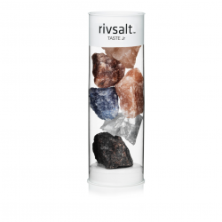 Rivsalt | Taste Jr. | Set of 6