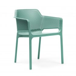 Stackable Armchair Net | Green