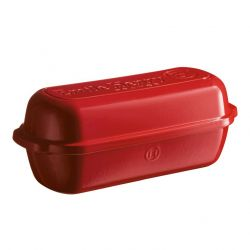 Bread Baking Tin Large | Red