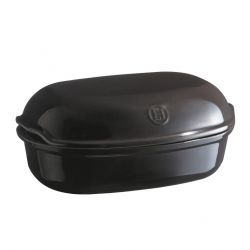 Bread Baking Tin Traditional | Black