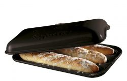 Baguette Baking Tin | Black