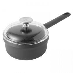 Steelpan met Deksel Gem | 18 cm