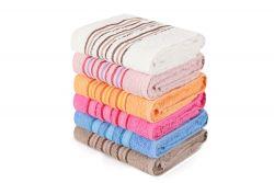 Handtuch Serit 6er-Set | Mehrfarbig