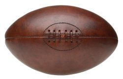 Rugby Ball Vintage