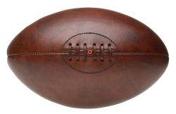 Rugby-Ball Jahrgang