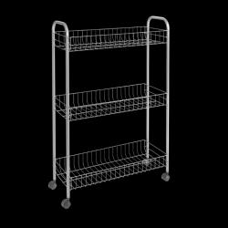 Küchenwagen Slim Deluxe | Grau
