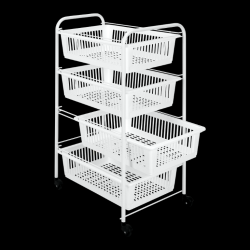 Kitchen Trolley Jumbotex | White