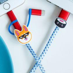 Câble de chargement 3 en 1 | Shiba Inu