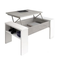 Container Table Basse James | Ciment