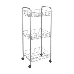 Kitchen Trolley Montreal | Grey