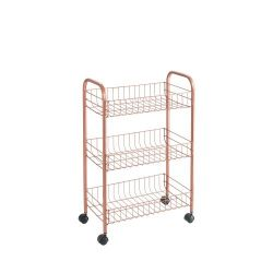 Kitchen Trolley Lugano | Copper
