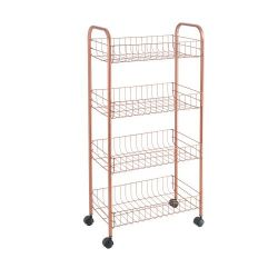 Kitchen Trolley Ascona | Copper