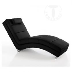 Lounger Sofia | Black